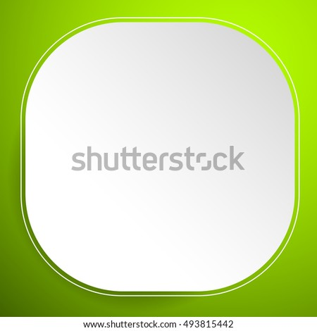 Badge, button shape with blank space. Background for your text, price, symbol.