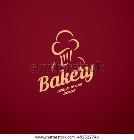 Bakery Logo Design Stock Vector 482522743 Shutterstock