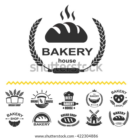 Bakery Logo Stock Images, Royalty-Free Images & Vectors | Shutterstock