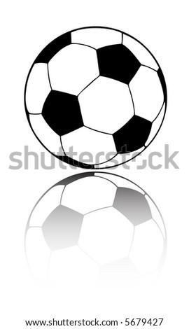 Ball (vector) - stock vector