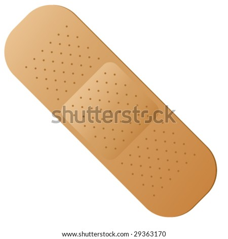 band-aid, plaster