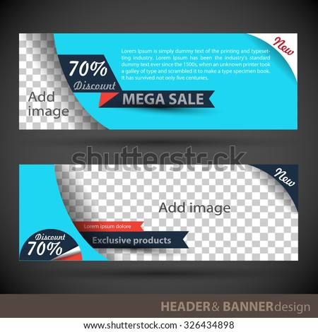 banner template