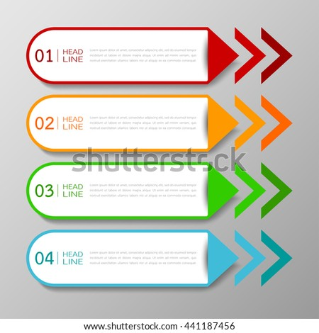 Flyer text box stock images royalty free images vectors - Text banner design ...