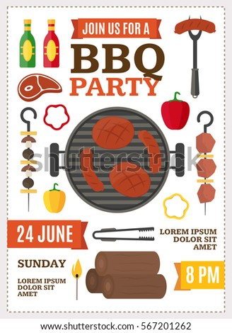 Bbq Tools Stock Images Royalty Free Images Vectors