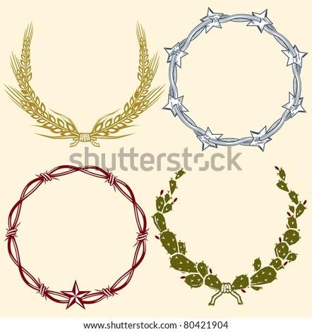 wire laurel wreath wire center u2022 rh 144 202 20 230