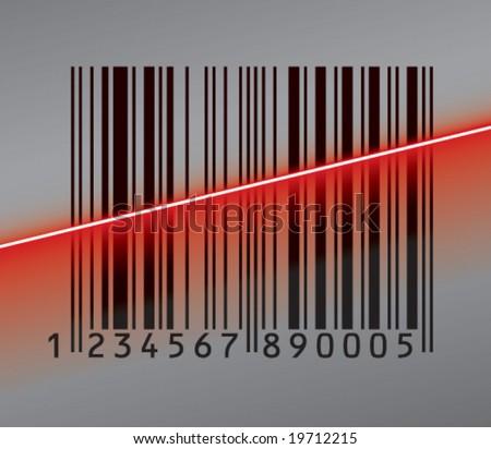 Barcode. - stock vector