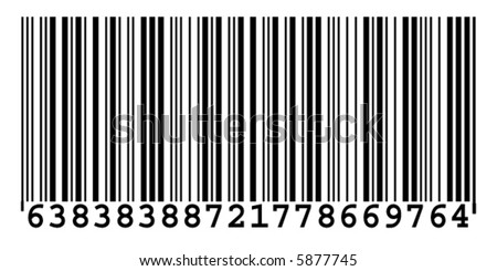 Barcode Vector - stock vector