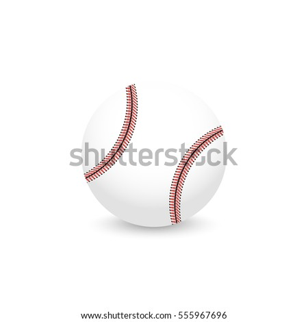 Baseball illustration background