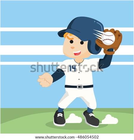 Cartoon American Football Player Catching | www.pixshark ...