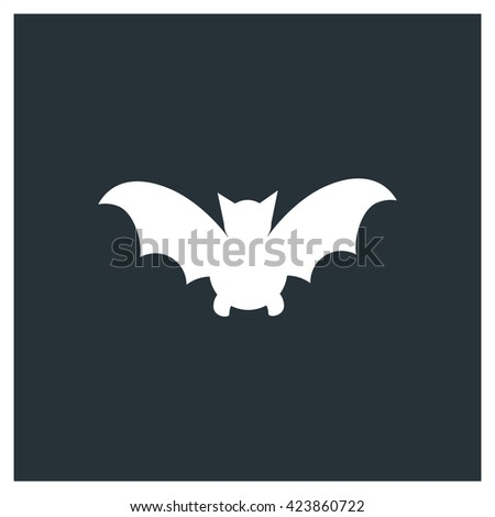Bat Icon, Bat Icon Eps10, Bat Icon Vector, Bat Icon Eps, Bat Icon Jpg, Bat Icon Picture, Bat Icon Flat, Bat Icon App, Bat Icon Web, Bat Icon Art, Bat Icon Object - stock vector