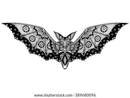 lace butterfly drawing