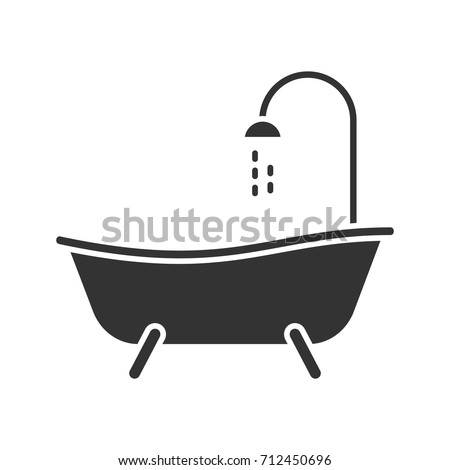 Bathtub Silhouette Stock Images, Royalty-Free Images ...