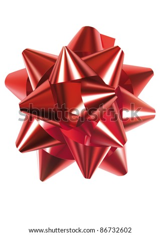 Beautiful colorful present boxes decoration - stock vector