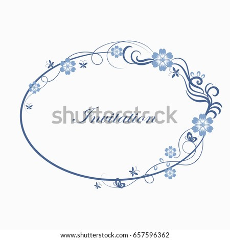 Oval Border Stock Images, Royalty-Free Images & Vectors ...