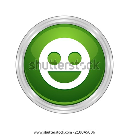 Beautiful Smile web icon