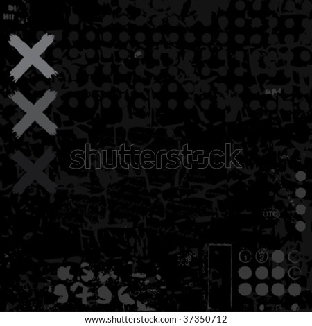 beautiful vector abstract grunge background