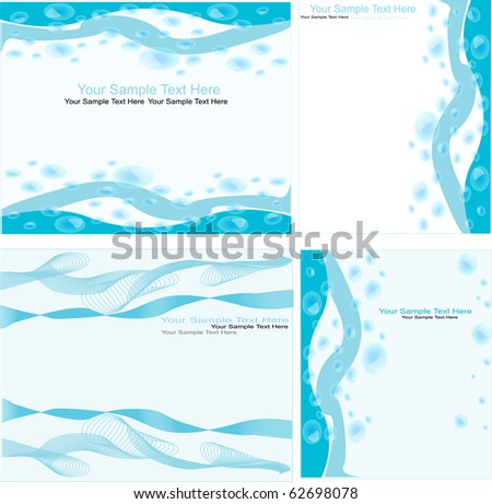 Beautiful vector an abstract background