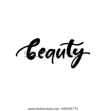 Modern Calligraphic Style Hand Lettering And Custom Typography For Your Designs T