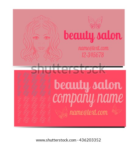 Luiza trofymova 39 s portfolio on shutterstock for Abstract beauty salon