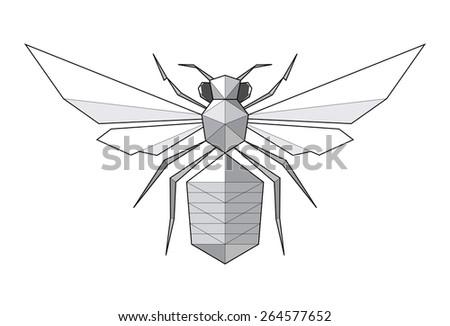 Line Art Bee : Blitzbee explore on deviantart