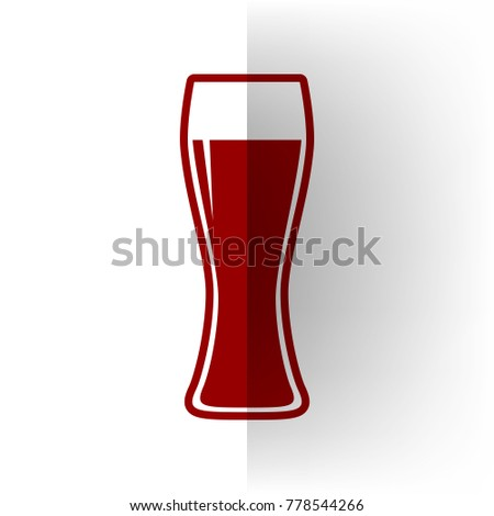 Ice Cold Beer Sign Stock Images Royalty Images