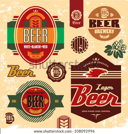Beer Label Stock Images, Royalty-Free Images & Vectors | Shutterstock