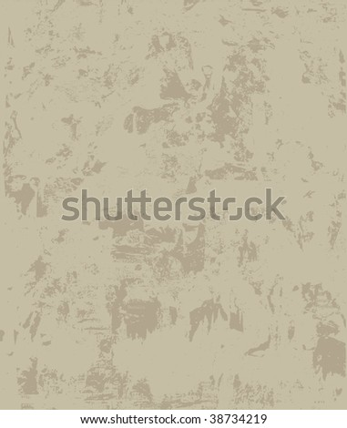 Beige background Abstract retro-styled beige background. Textured color vector illustration. - stock vector