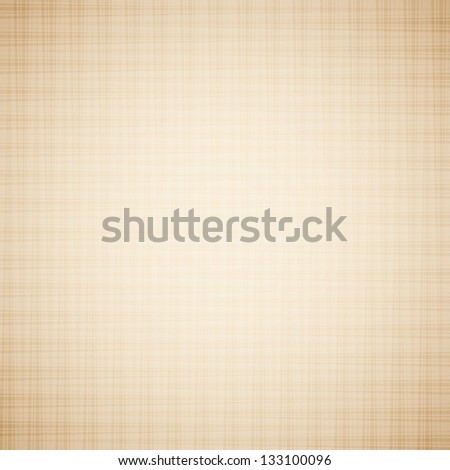 beige canvas texture - stock vector