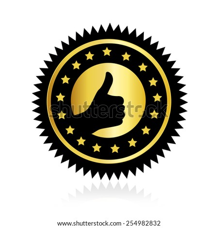 Best choice sticker / label isolate on white background - stock vector