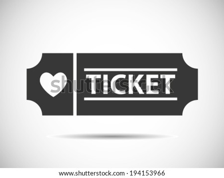 Best Concert  Show Event Ticket Choice - stock vector