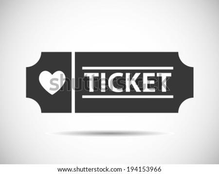 Best Concert  Show Event Ticket Choice - stock vector