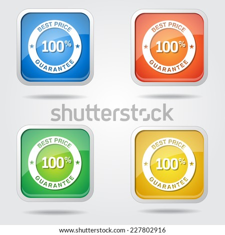 Best Price Colorful Icon Design