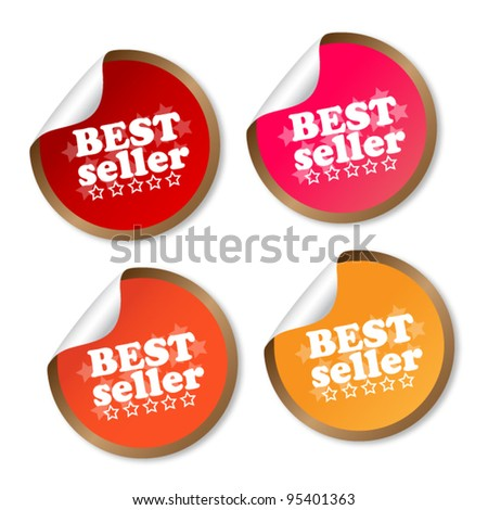 Best seller stickers