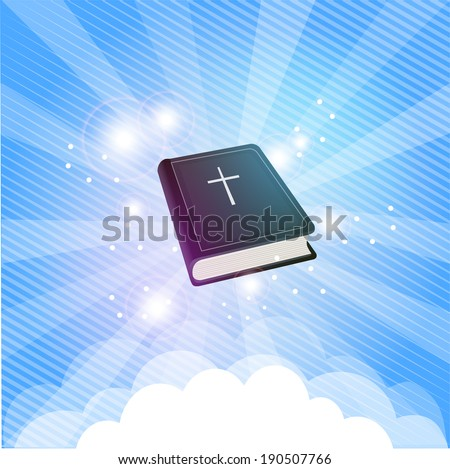 Bible - stock vector
