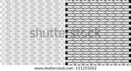Bicycle Chain Background