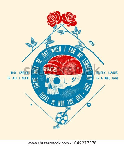stock-vector-bicycle-skull-print-there-w