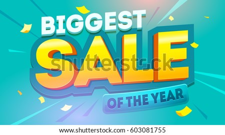 big sale banner promo discounts vector stock vector royalty free
