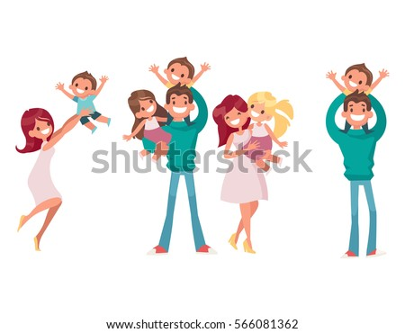 Mom And Son Stock Vectors, Images & Vector Art | Shutterstock