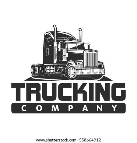 Big truck car logo illustration vector vector de stock558664912 big truck car logo illustration vector design malvernweather Image collections