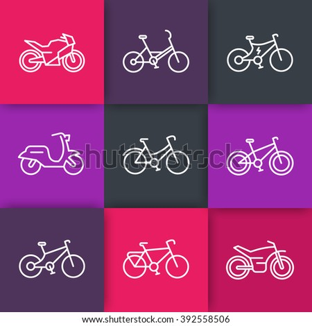 Bike Symbol Stock Images, Royalty-Free Images & Vectors ...