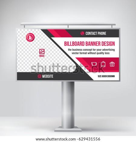 Billboard Design Stock Images, Royalty-Free Images & Vectors ...