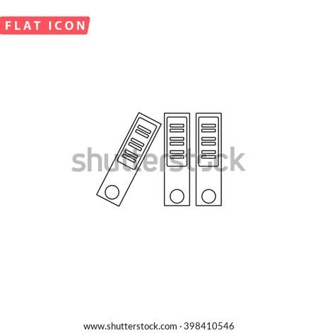 Binders Icon Vector. Binders Icon JPEG. Binders Icon Picture. Binders Icon Image. Binders Icon Graphic. Binders Icon Art. Binders Icon JPG. Binders Icon EPS. Binders Icon AI. Binders Icon Drawing - stock vector