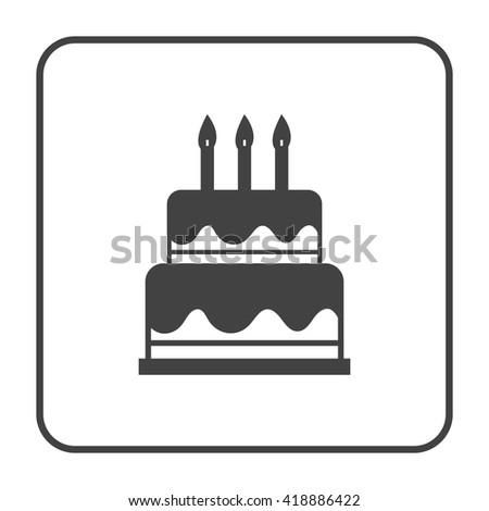Gift Icon Stock Vector 348616781 Shutterstock