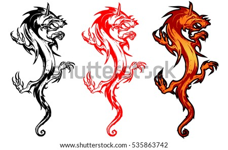 Traditional Tattoo Line Drawing : Panther tattoo download free vector art stock graphics images