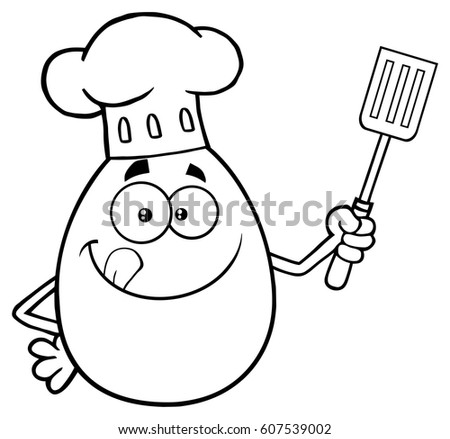 Stock Vector Cartoon Vector Outline Illustration Peanut Butter Jelly Sandwich