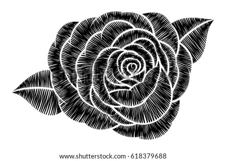 Black And White Line Drawing Flower : Lotus flower line drawing cliparts co flowers for black and white