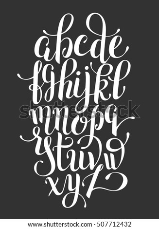 Font Design Alphabet Images Galleries