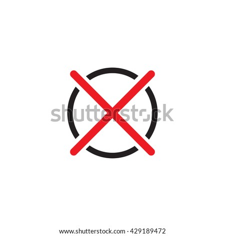 Black Do not tumble dry. Washing sign. Laundry symbol on white background