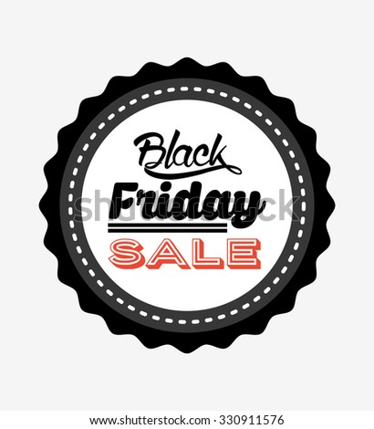 black friday deals design, vector illustration eps10 graphic