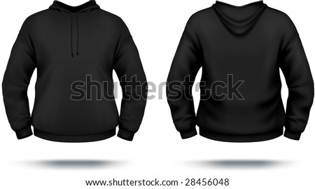 Hoodie Template Stock Photos Royalty-Free Images &amp Vectors